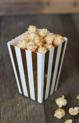 Popcornos dobozok